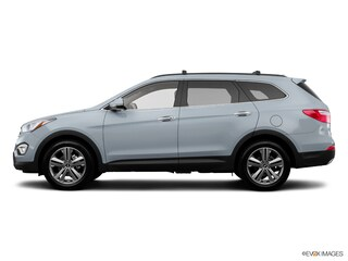 Certified Used 2015 Hyundai Santa Fe Limited SUV North Attleboro Massachusetts