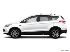 Certified Pre-Owned 2015 Ford Escape FWD  Titanium SUV NT66518A in Fishers, IN