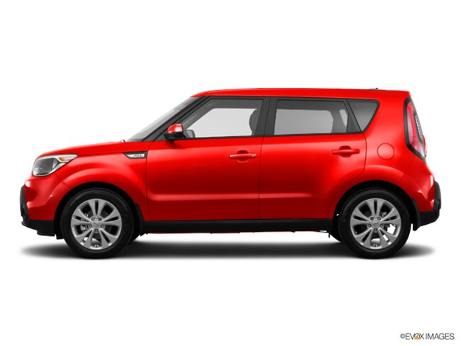 Used 2015 Kia Soul + FWD Hatchback for sale in Jackson, GA.
