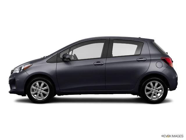 2015 Toyota Yaris Liftback