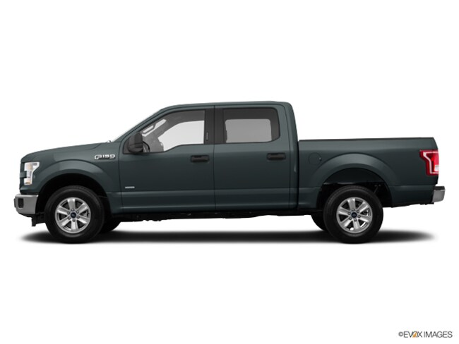 2015 Ford F-150 XLT Truck