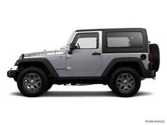 2015 Jeep Wrangler 4WD 2dr Rubicon SUV