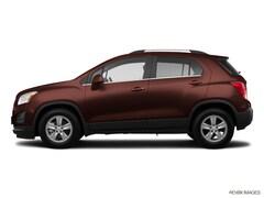Bargain Used 2015 Chevrolet Trax FWD 4dr LT Sport Utility KL7CJLSBXFB233324