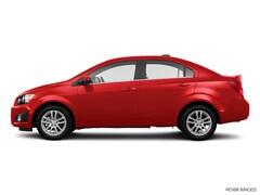 2015 Chevrolet Sonic LT Auto Sedan