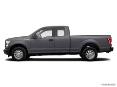 2015 Ford F-150 XL 4WD SuperCab 145 XL