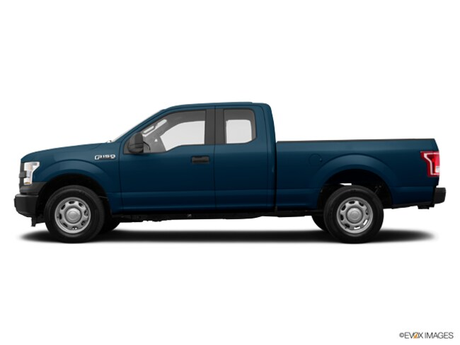 Used 2015 Ford F-150 XLT Truck SuperCab Styleside For Sale DeKalb, IL