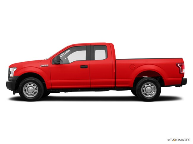 Used 2015 Ford F-150 XLT EXTENDED CAB SHORT BED TRUCK in Burlington, NC