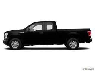 2015 Ford F-150 4WD Supercab Truck SuperCab Styleside