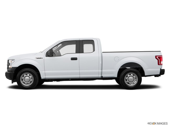 2015 Ford F-150 4WD Supercab 145 XL Extended Cab Pickup