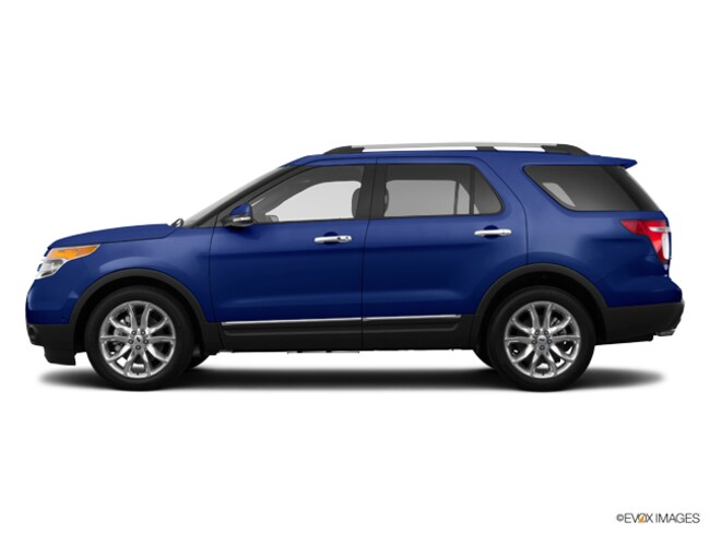 2015 Ford Explorer Limited FWD SUV For sale near Newberry FL