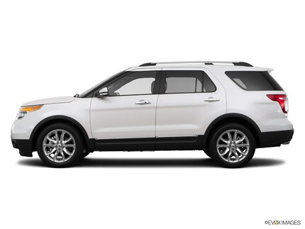 2015 Ford Explorer SUV