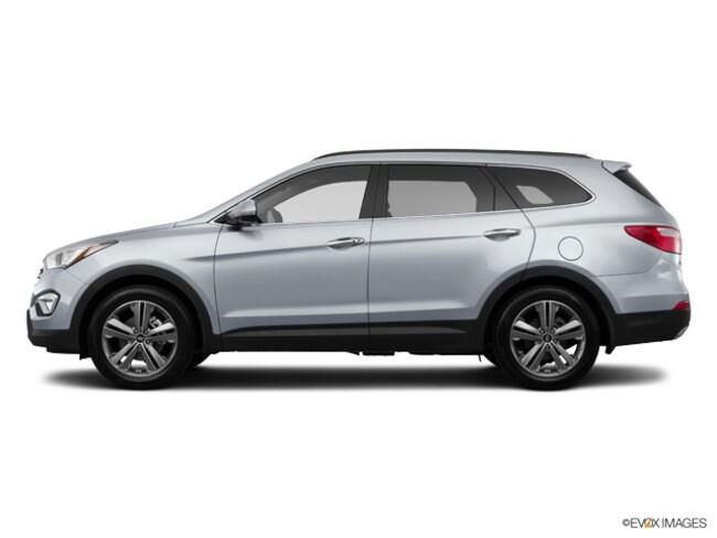 Used 2015 Hyundai Santa Fe Limited For Sale Near Fort Worth