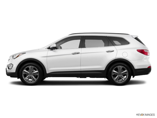 Used 2015 Hyundai Santa Fe Limited SUV For Sale Chico, CA
