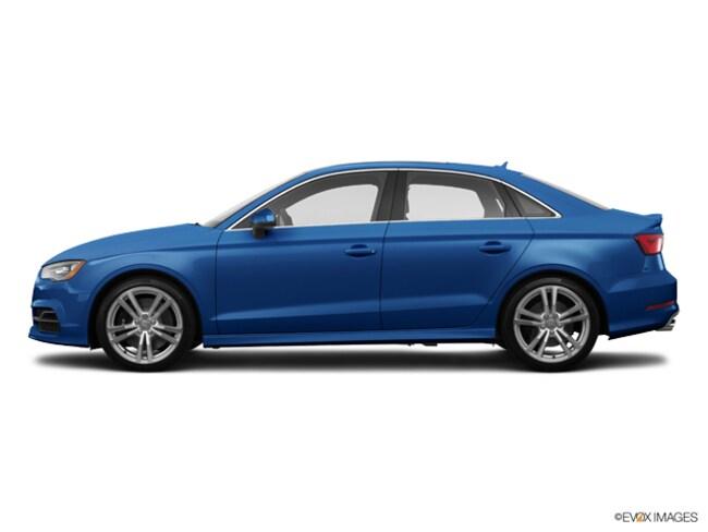2015 Audi S3 2.0T Premium Plus Quattro Sedan