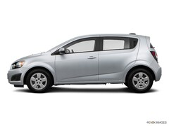 New & Used Vehicles 2015 Chevrolet Sonic LS Auto Hatchback in Fresno, CA