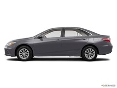 Certified 2015 Toyota Camry LE 4dr Sdn I4 Auto  Natl Sedan
