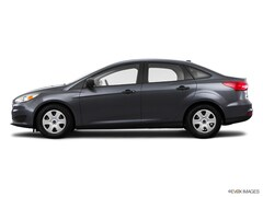 Used 2015 Ford Focus S Sedan in Georgetown, TX