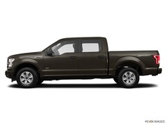Used 2015 Ford F-150 XLT Rear Wheel Drive Crew Cab Truck for Sale in Alexandria, LA