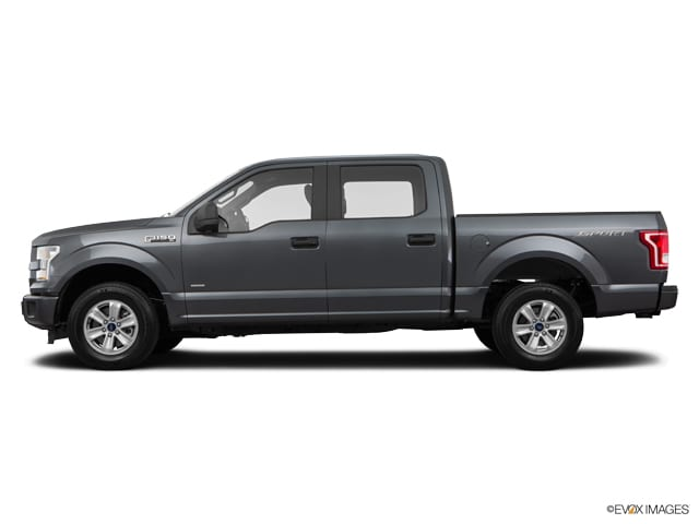 2015 Ford F-150 XLT 2WD SuperCrew 145 XLT