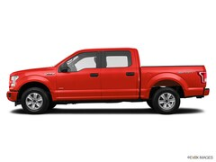 2015 Ford F-150 PK Truck SuperCrew Cab