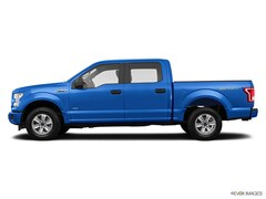 2015 Ford F-150 XL 4WD SuperCrew 145 XL