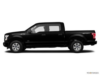 2015 Ford F-150 XLT 4WD SuperCrew 145 XLT