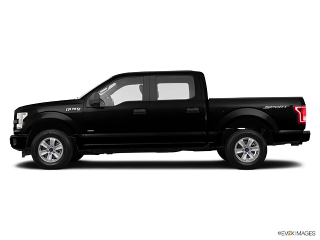 Used 2015 Ford F-150 XL Crew Cab Short Bed Truck in Burlington, NC