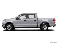 2015 Ford F-150 2WD Supercrew 145 XLT Crew Cab Pickup