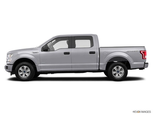 2015 Ford F-150 4WD Supercrew 157 Platinum Crew Cab Pickup