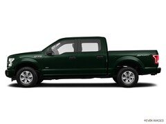 2015 Ford F-150 Truck SuperCrew Cab