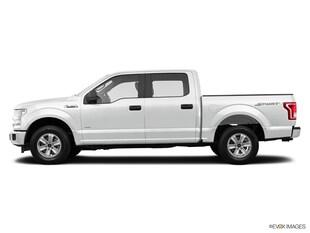 2015 Ford F-150 XL Rear Wheel Drive Pickup Truck