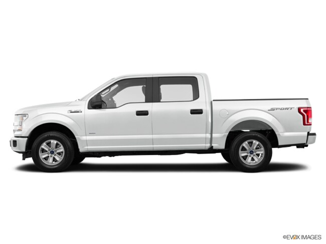 2015 Ford F-150 Lariat 4x4 SuperCrew Cab Styleside 5.5 ft. box 145 Truck SuperCrew Cab