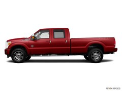 Used 2015 Ford F-350 4WD SuperCrew 145 Platinum Truck near Manchester, NH