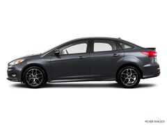 Used 2015 Ford Focus SE Sedan for sale in Berlin, RI