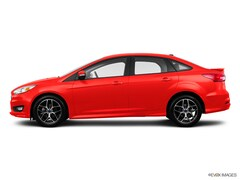 used 2015 Ford Focus SE Sedan