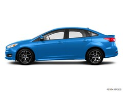 Used 2015 Ford Focus SE Sedan in Bennington, VT