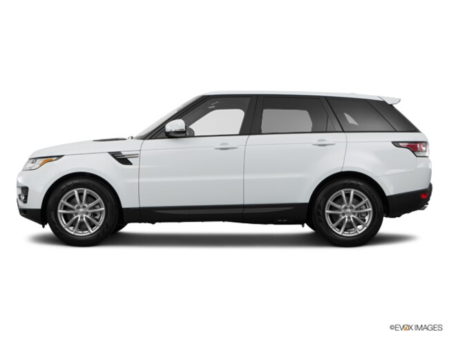 Pre-Owned 2015 Land Rover Range Rover Sport 3.0L V6 Supercharged HSE SUV in Bedford, NH