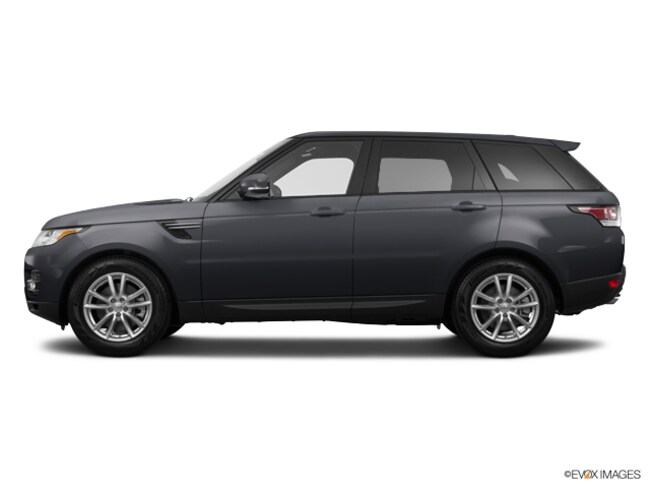 Used 2015 Land Rover Range Rover Sport 3.0L V6 Supercharged HSE SUV For Sale Near Boston Massachusetts
