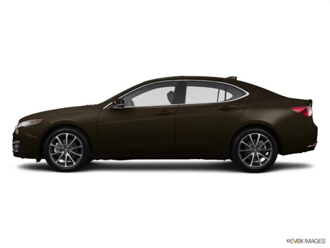 2015 Acura TLX 3.5L V6 Sedan