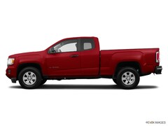 2015 GMC Canyon Base Truck Extended Cab