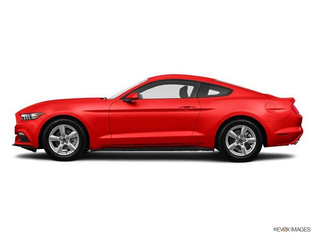 2015 Ford Mustang Fastback V6