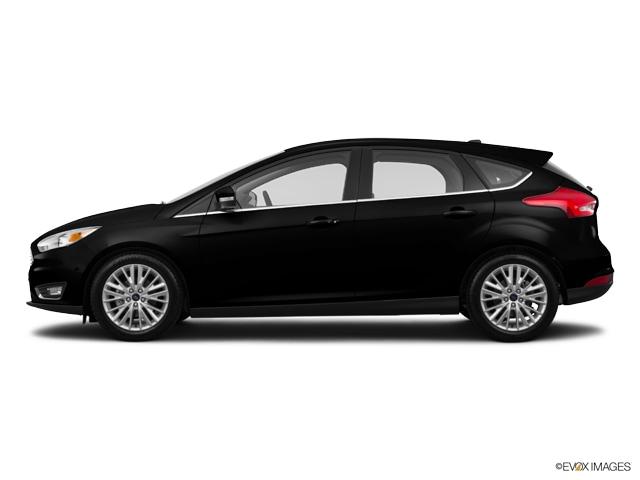 2015 Ford Focus Titanium Hatchback