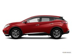 Certified pre-owned 2015 Nissan Murano SL SUV for sale in Savannah, GA