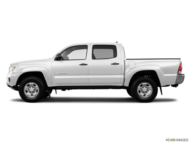 Certified Pre-Owned 2015 Toyota Tacoma 4x4 V6 Truck Double Cab Redding, CA