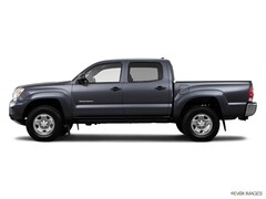 Used 2015 Toyota Tacoma 4x4 V6 Truck Double Cab in Oneonta