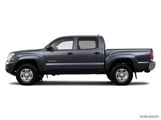 2015 Toyota Tacoma 4x4 V6 Truck Double Cab
