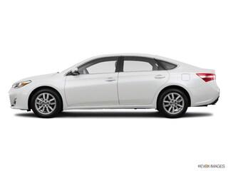 Used 2015 Toyota Avalon Limited Sedan Amarillo