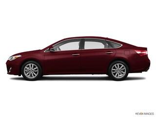 Certified Pre-Owned 2015 Toyota Avalon XLE Sedan VL14433 Sunnyvale, CA