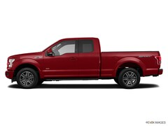 2015 Ford F-150 Lariat 2WD SuperCrew 145 Lariat