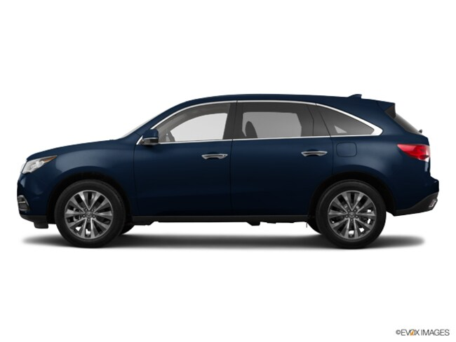 Used 2016 Acura MDX w/Tech w/Tech SH-AWD in West Chester PA
